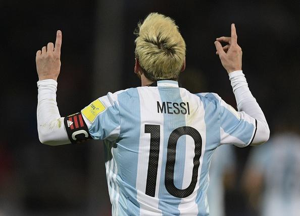 Redención, Messi | Getty