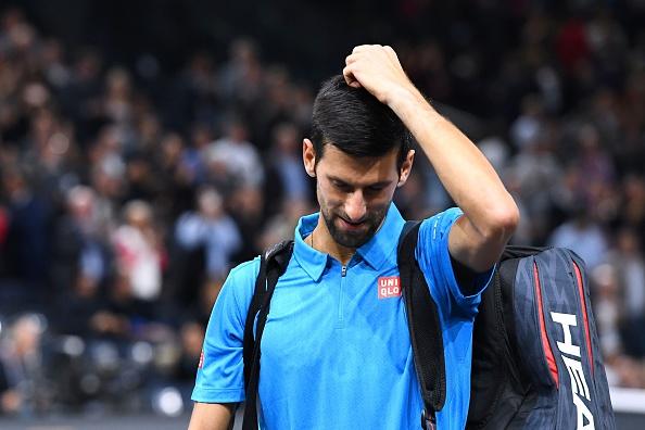 Novak, adiós | Getty