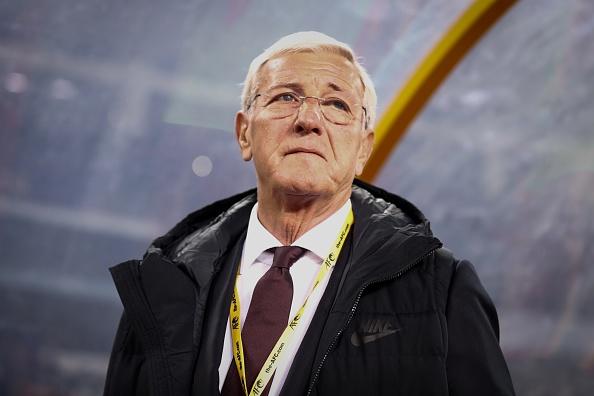 Marcello Lippi, entrenador de la selección de China | Getty