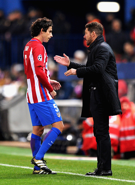 Tiago y Simeone | Getty